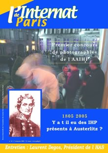 Internat de Paris n°43
