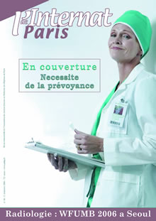 Internat de Paris n°46