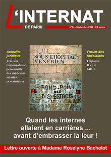 Internat de Paris n°54